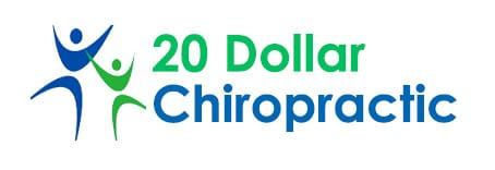 Chiropractic Office Logo 20 Dollar Chiropractic